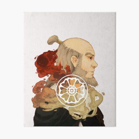 Iroh  Art Board Print