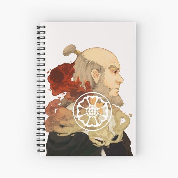 Iroh  Spiral Notebook