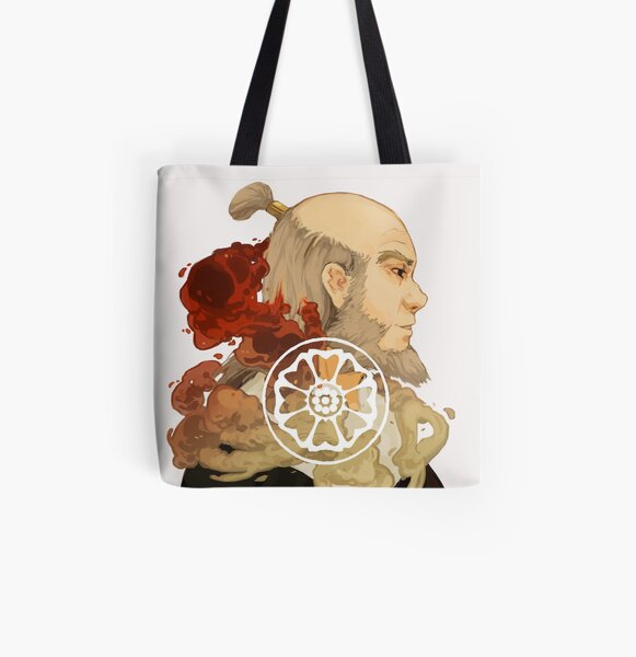 Iroh  All Over Print Tote Bag