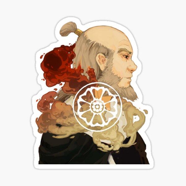 Iroh  Sticker