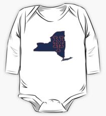 Mets Over Yankees Kids Clothes