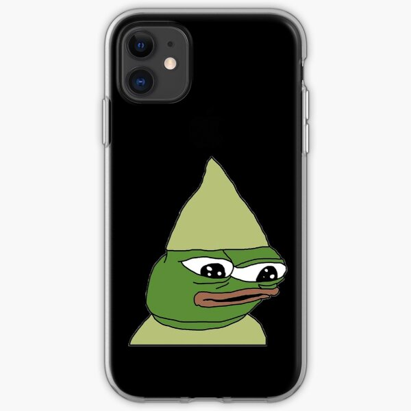 FeelsDankMan Emote iPhone Soft Case