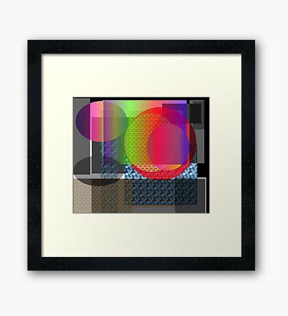The Radars Framed Print