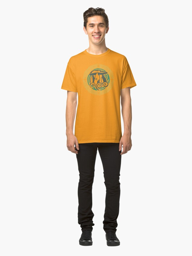 Alternate view of Dolmen Classic T-Shirt