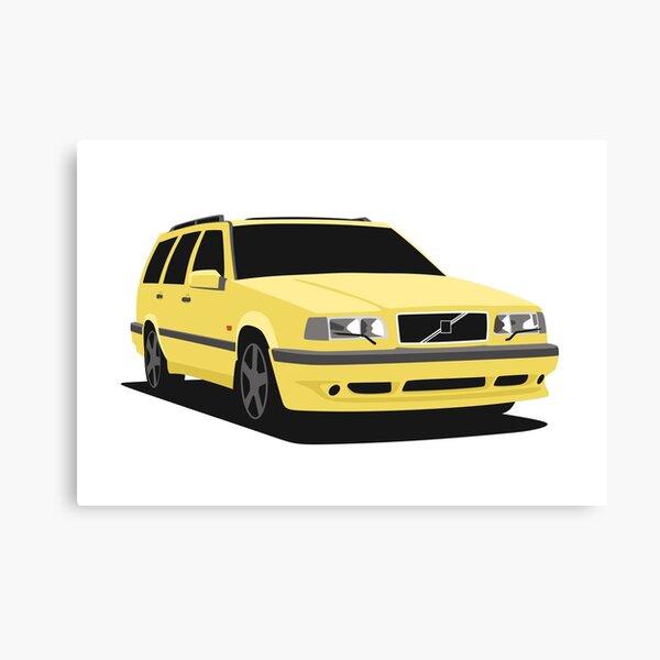 Volvo 850 T-5R Impression sur toile