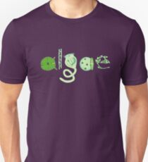 Literate Microscopic Algae Unisex T-Shirt