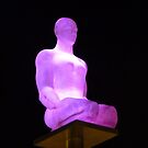 Purple Man by Fara