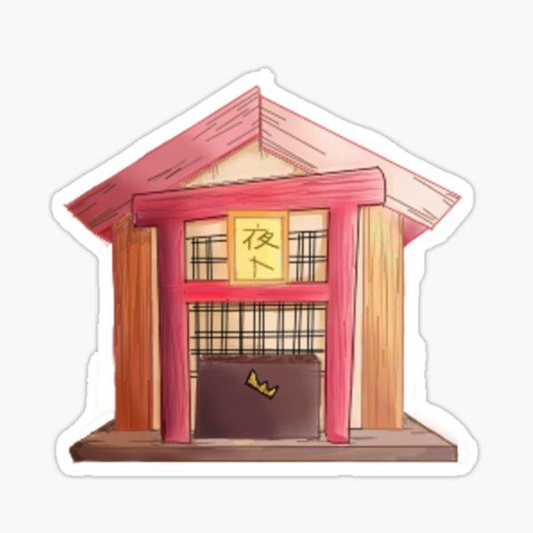 Yato's Shrine Sticker
