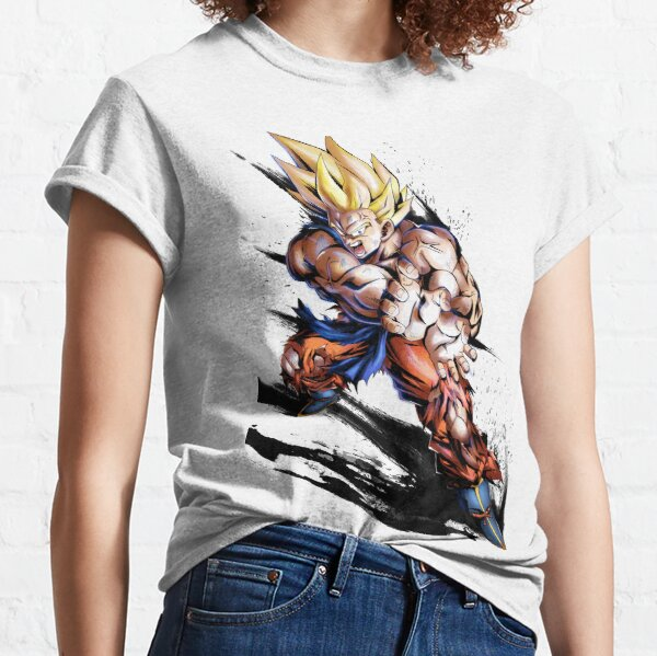 Dragon Ball Z - Son Goku Camiseta clásica