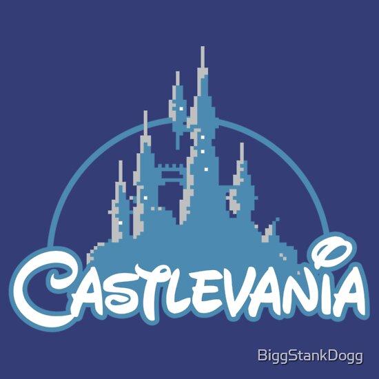TShirtGifter presents: Castlevania