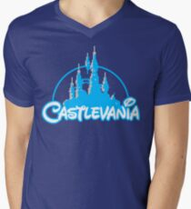 Castlevania Men's V-Neck T-Shirt