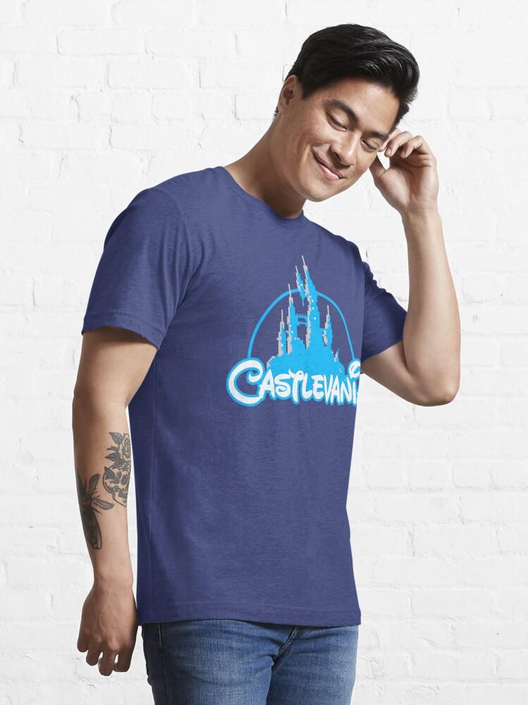 Alternate view of Castlevania Essential T-Shirt