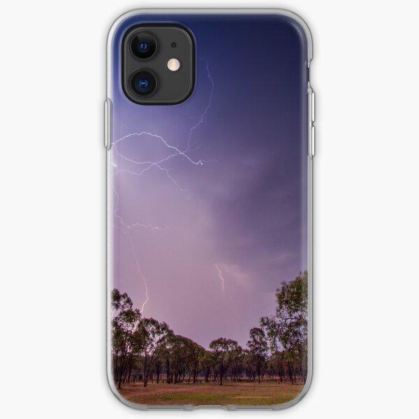Mount Moffatt, Carnarvon National Park iPhone Soft Case