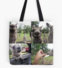 """""""Give me the damn bread!!!"""" Tote Bag"""