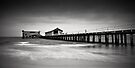 Queenscliff Pier by Christine Wilson