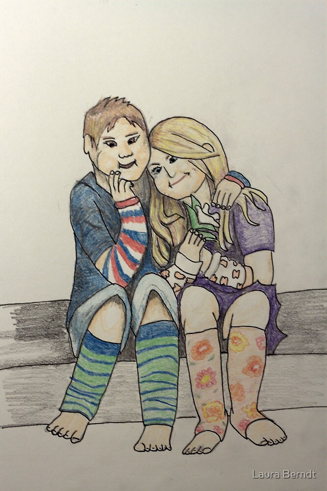 Kids in Love by Laura Berndt