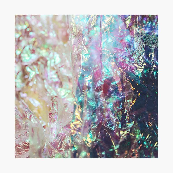 Prismatic ocean of light VI Photographic Print