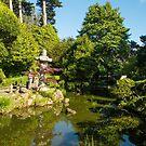 Japanese Tea Garden, San Francisco by SusanAdey