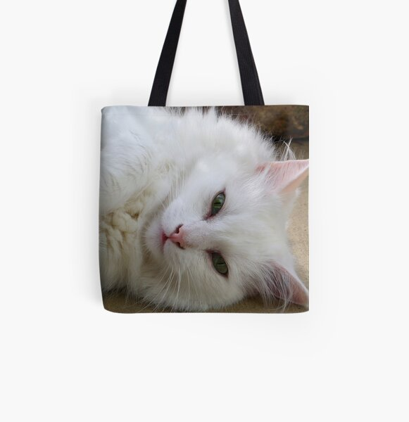 Alaska All Over Print Tote Bag