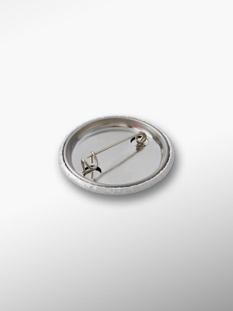 Alternate view of SAVE FERRIS DESIGN, 80s Movie Style Logo, Original Pin