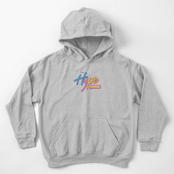 The Hype House Kids Pullover Hoodie