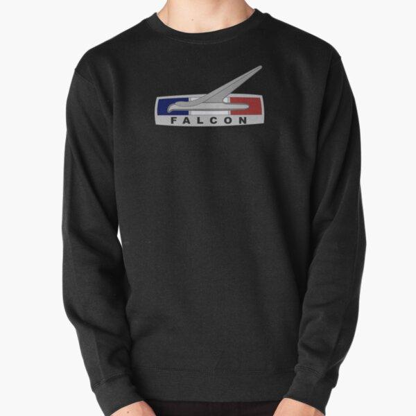 Ford Falcon Emblem Pullover Sweatshirt