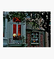 Ginger Bread House Photographic Print
