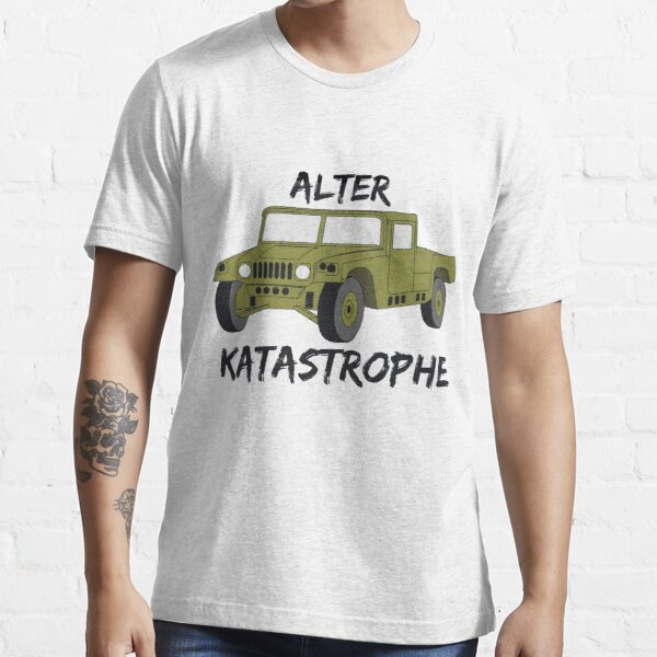 Age, disaster The catastrophe takes its course .. Essential T-Shirt