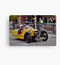 Morgan Supersport 1946 Canvas Print