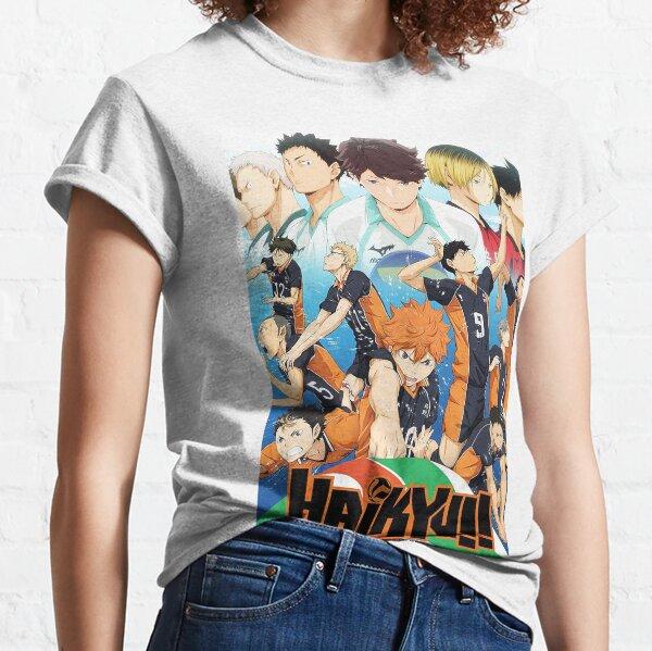 Haikyu!! Classic T-Shirt