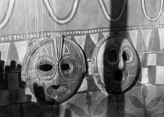 Wall Masks by James2001