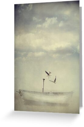 Flight by Sybille Sterk