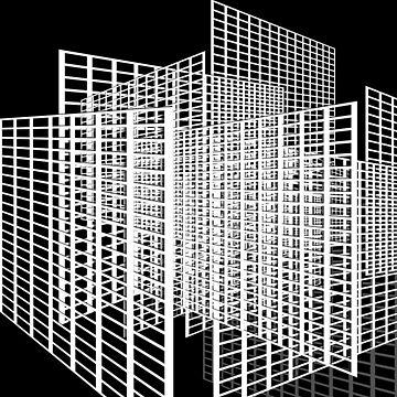 Composition grid 2 by dominiquelandau