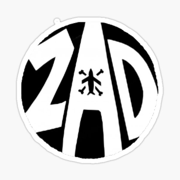 ZAD Sticker