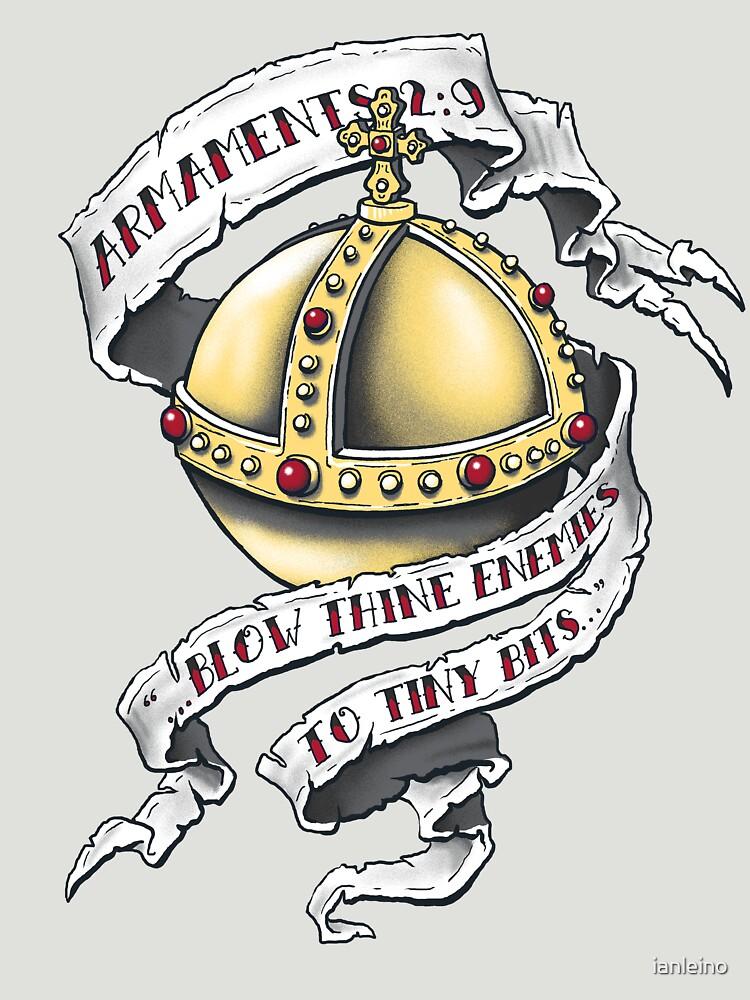 The Holy Hand Grenade by ianleino