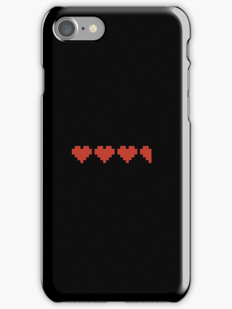 Heart Containers (Horizontal) by Duffkiligan