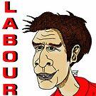 Ed Miliband Cartoon Caricature 2 by Grant Wilson