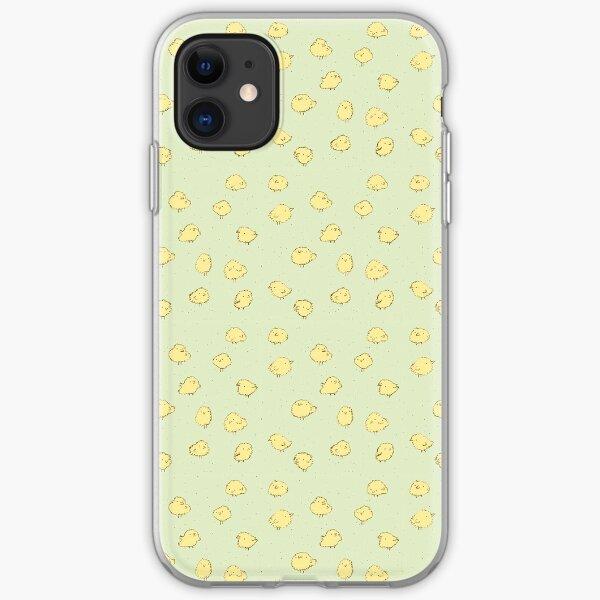 Chicks iPhone Soft Case