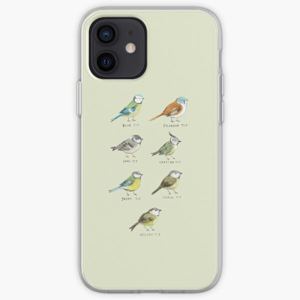 The Tit Family iPhone Soft Case
