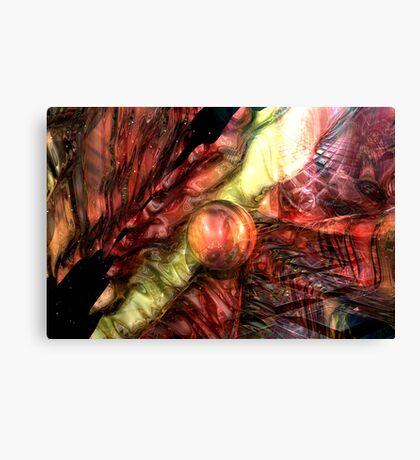 Midnight Skin Canvas Print