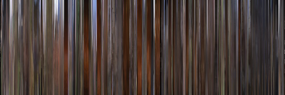 Moviebarcode: Barry Lyndon (1975) by moviebarcode