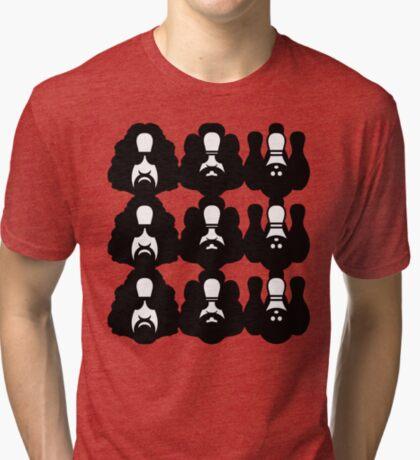M.C. LEBOWSKI Tri-blend T-Shirt