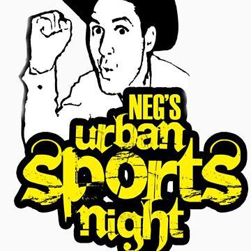 Neg's Urban Sports by AfroSmurfs