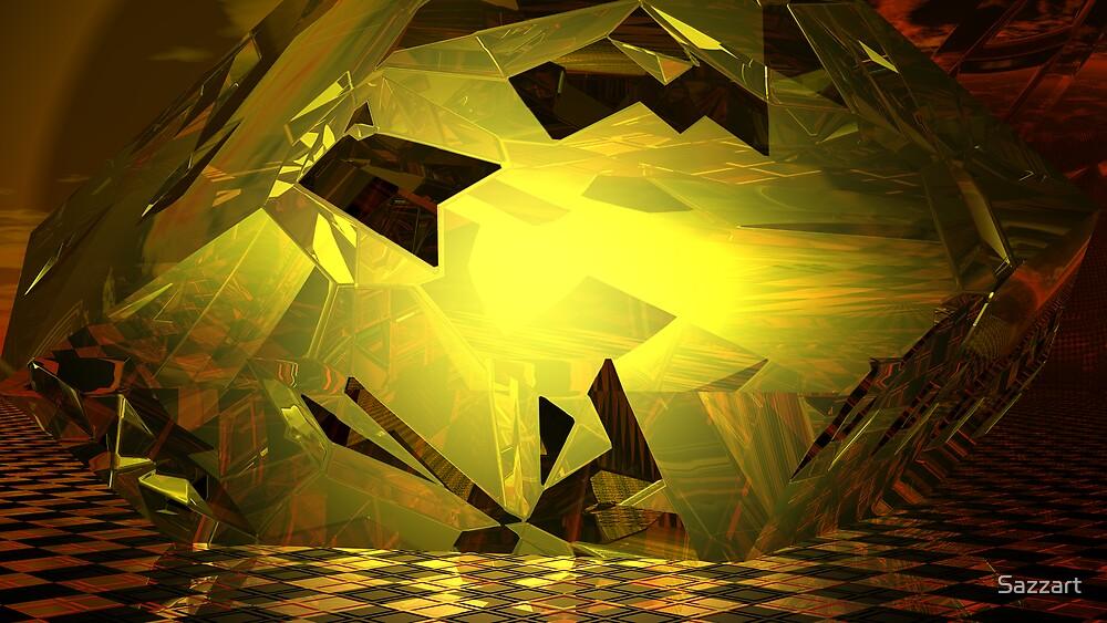 Bigger Bang Fade by Sazzart