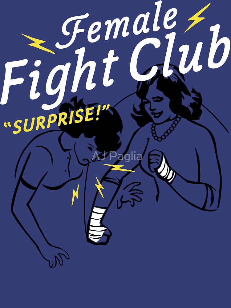 Female Fight Club | Unisex T-Shirt