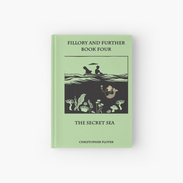 Fillory and Further Book Four: The Secret Sea Hardcover Journal