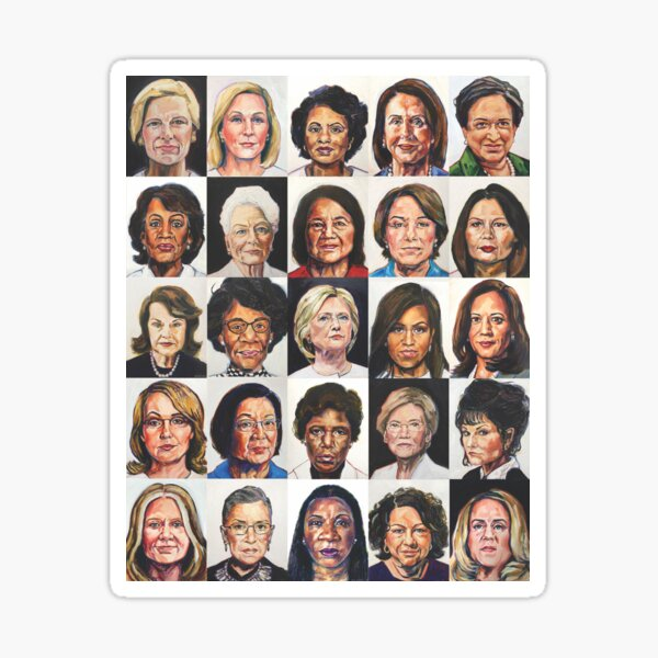 Sheroes 2020 Sticker