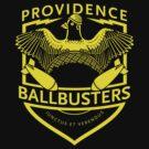 Providence Ballbusters by AJ Paglia