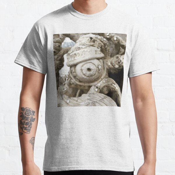All Seeing Eye from the White Temple Chang Mai Classic T-Shirt
