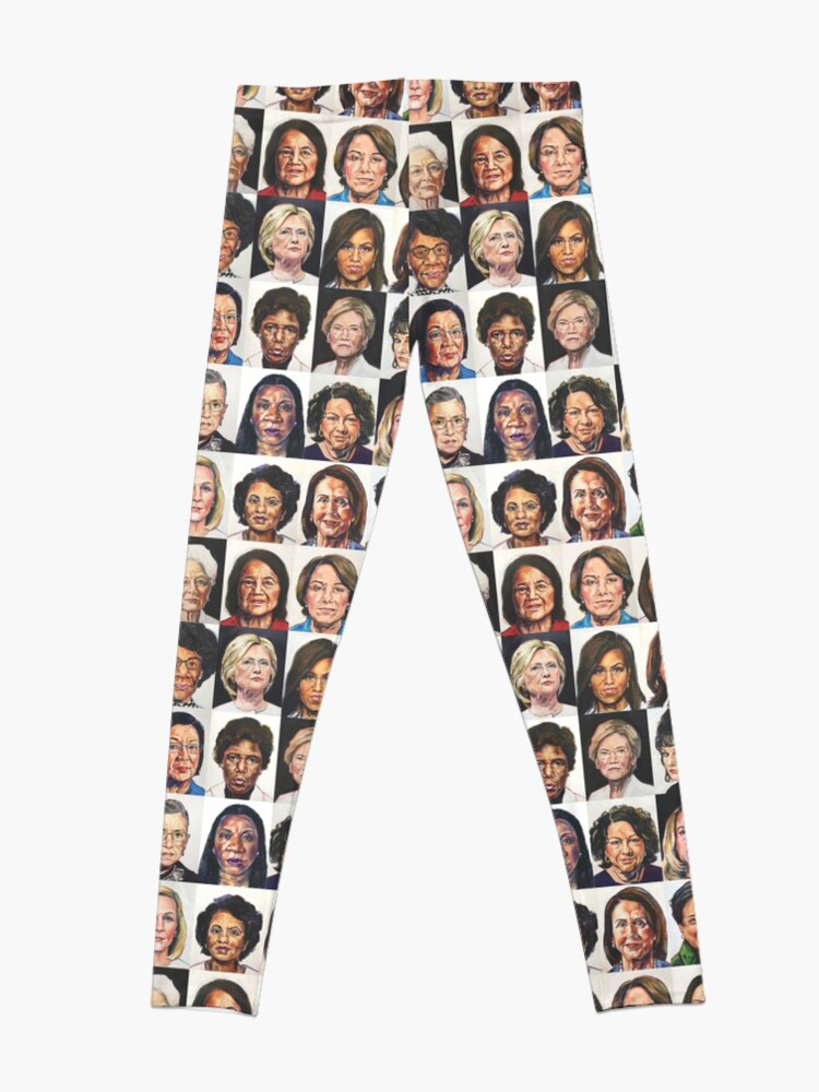 Alternate view of Sheroes 2020 Leggings